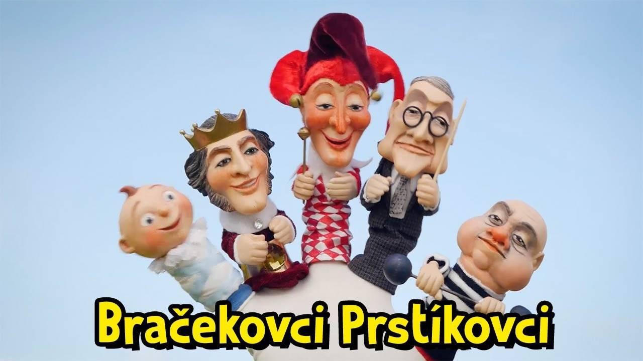 Smejko a Tanculienka - Bračekovci Prstíkovci