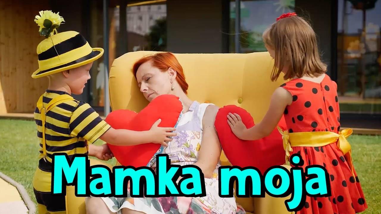 Smejko a Tanculienka - Mamka moja