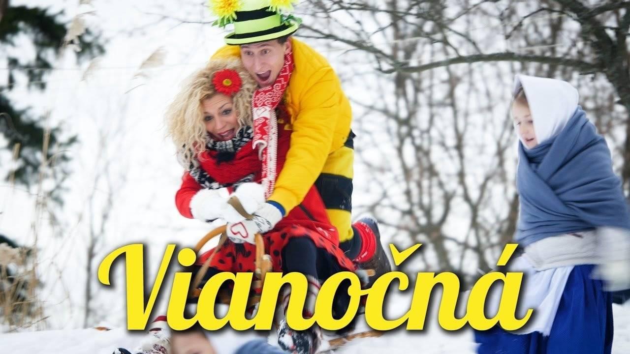 Smejko a Tanculienka - Vianočná