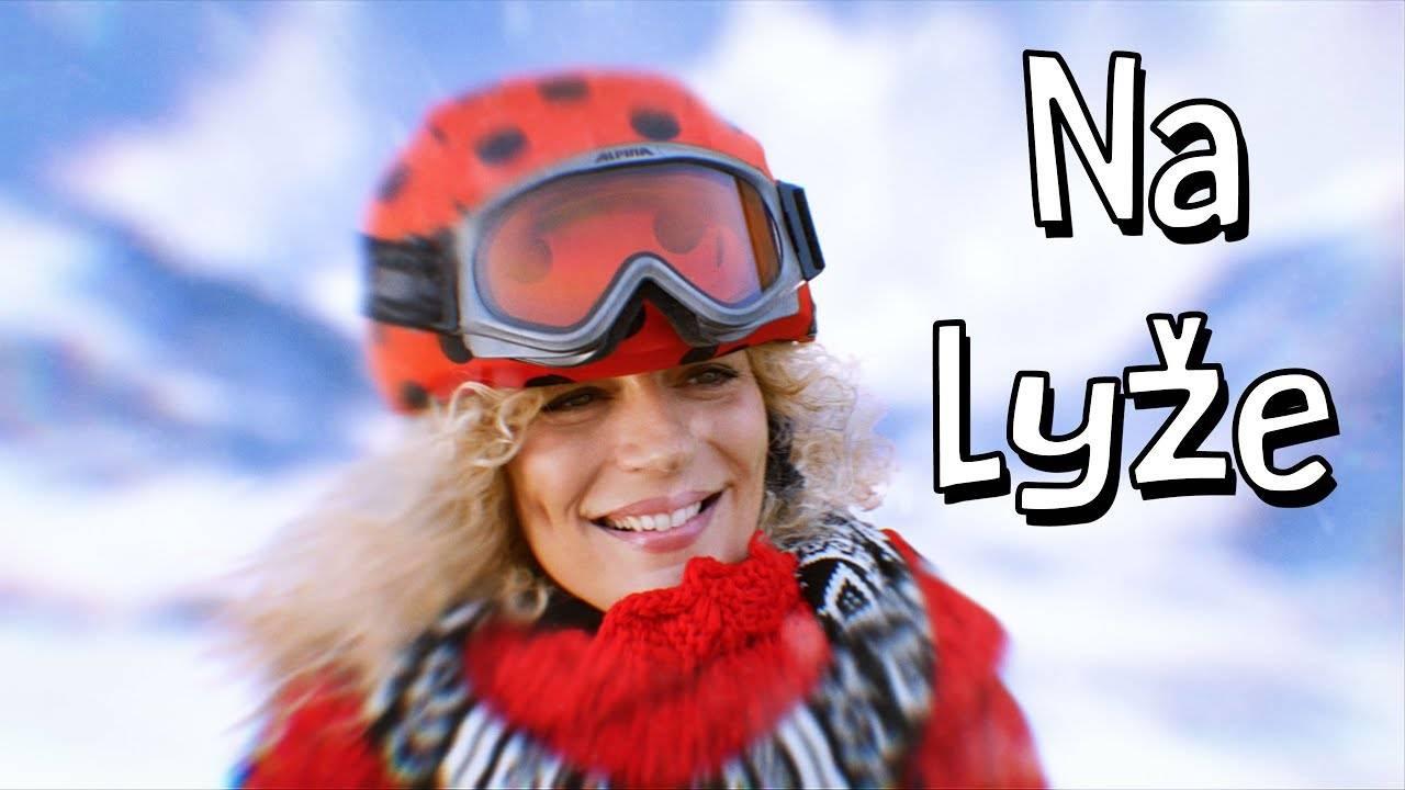 Smejko a Tanculienka - Na lyže