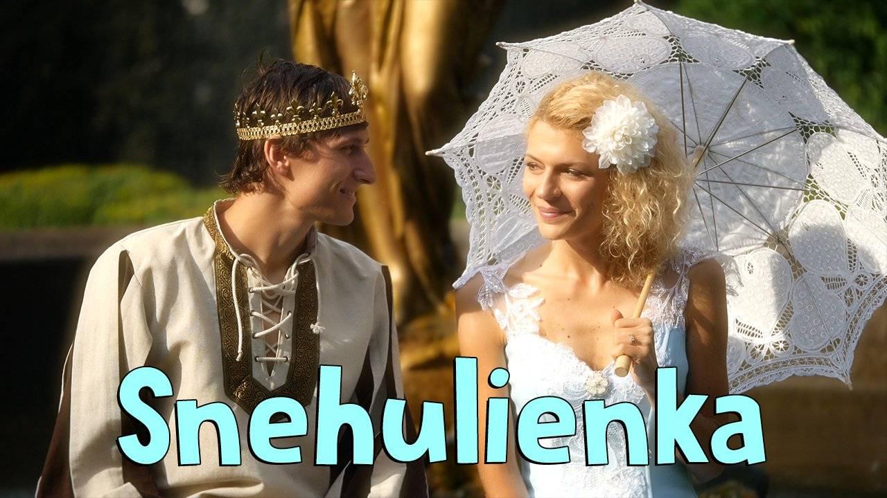 Smejko a Tanculienka - Snehulienka
