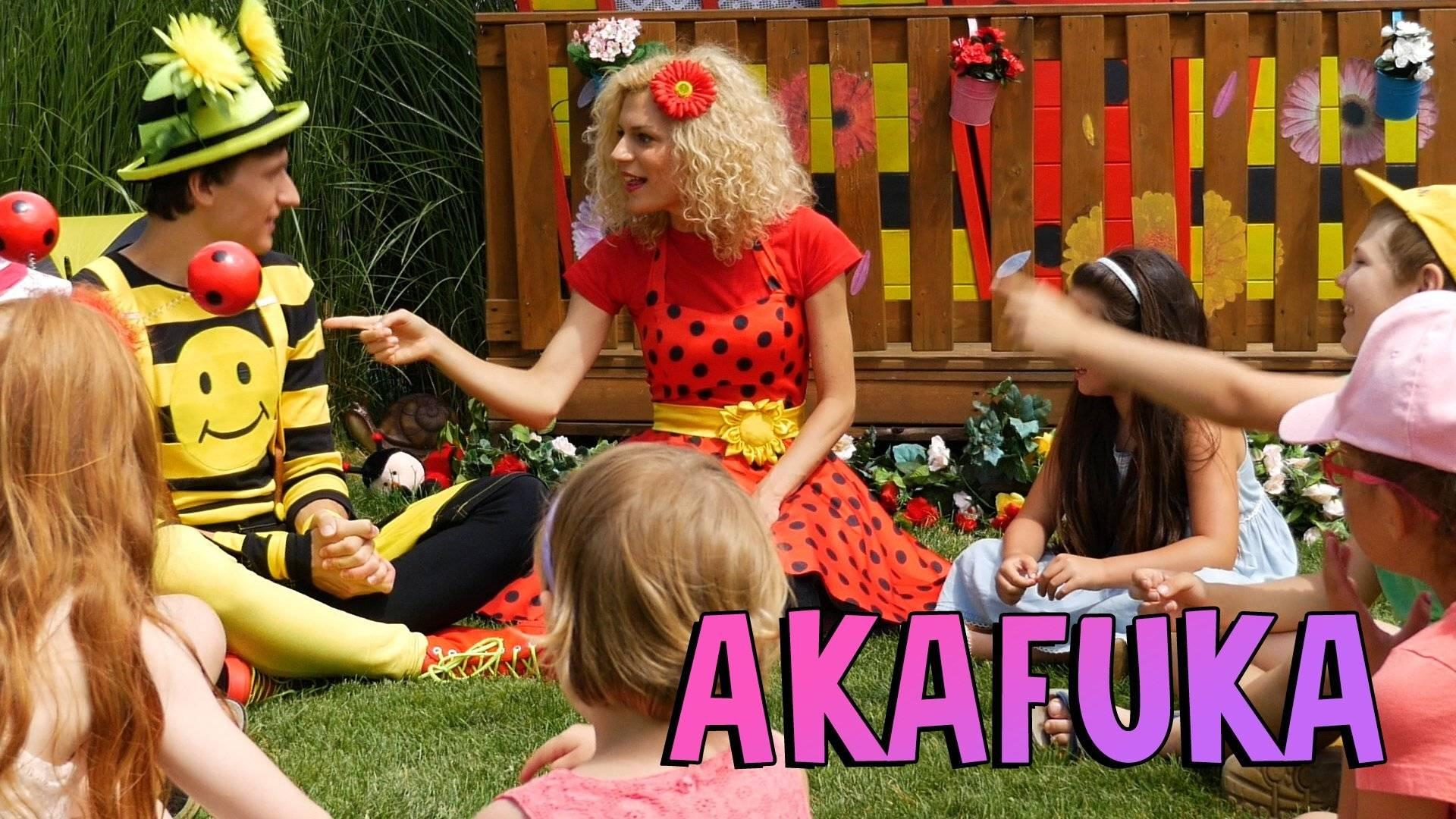 Smejko a Tanculienka - Akafuka