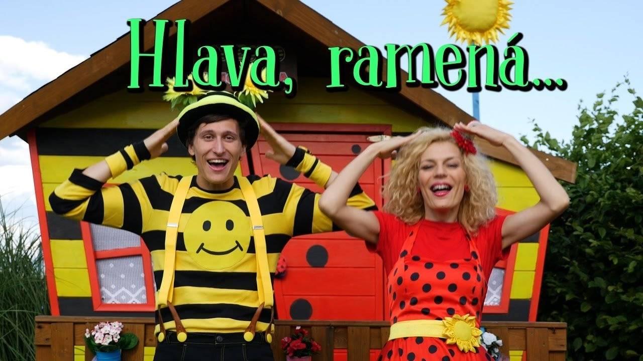 Smejko a Tanculienka - Hlava, Ramená...
