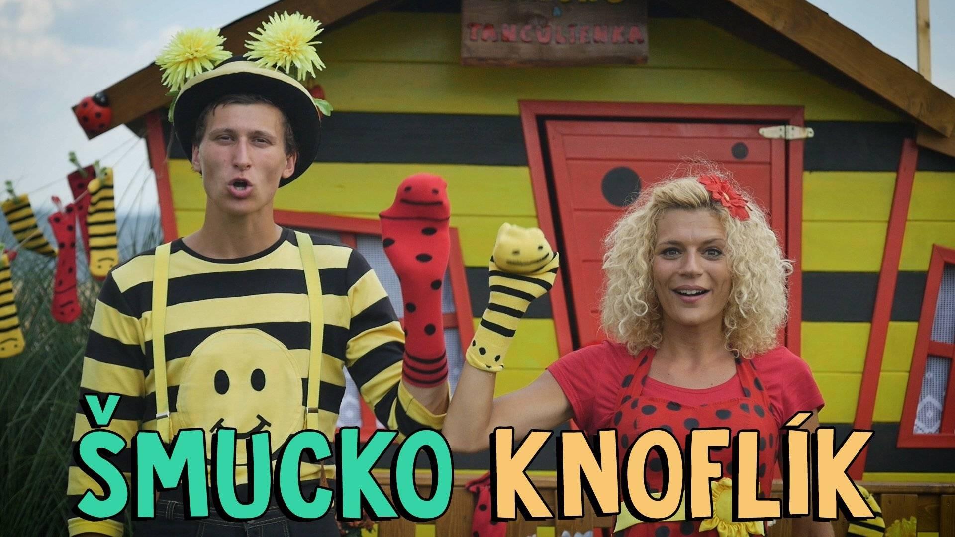 Smejko a Tanculienka - Šmucko Knoflik