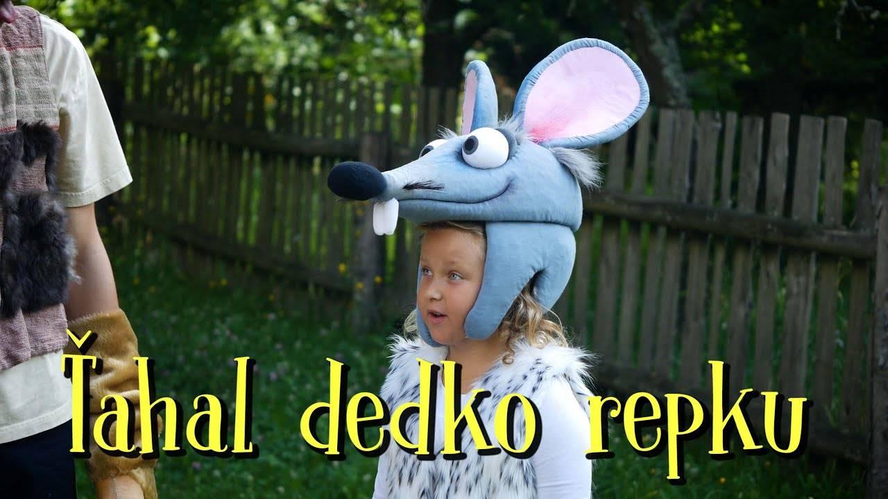 Smejko a Tanculienka - Ťahal Dedko Repku