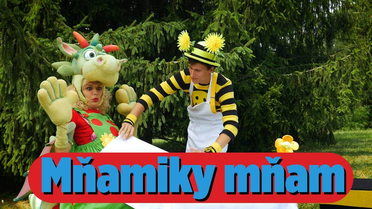 Smejko a Tanculienka - Mňamiky Mňam