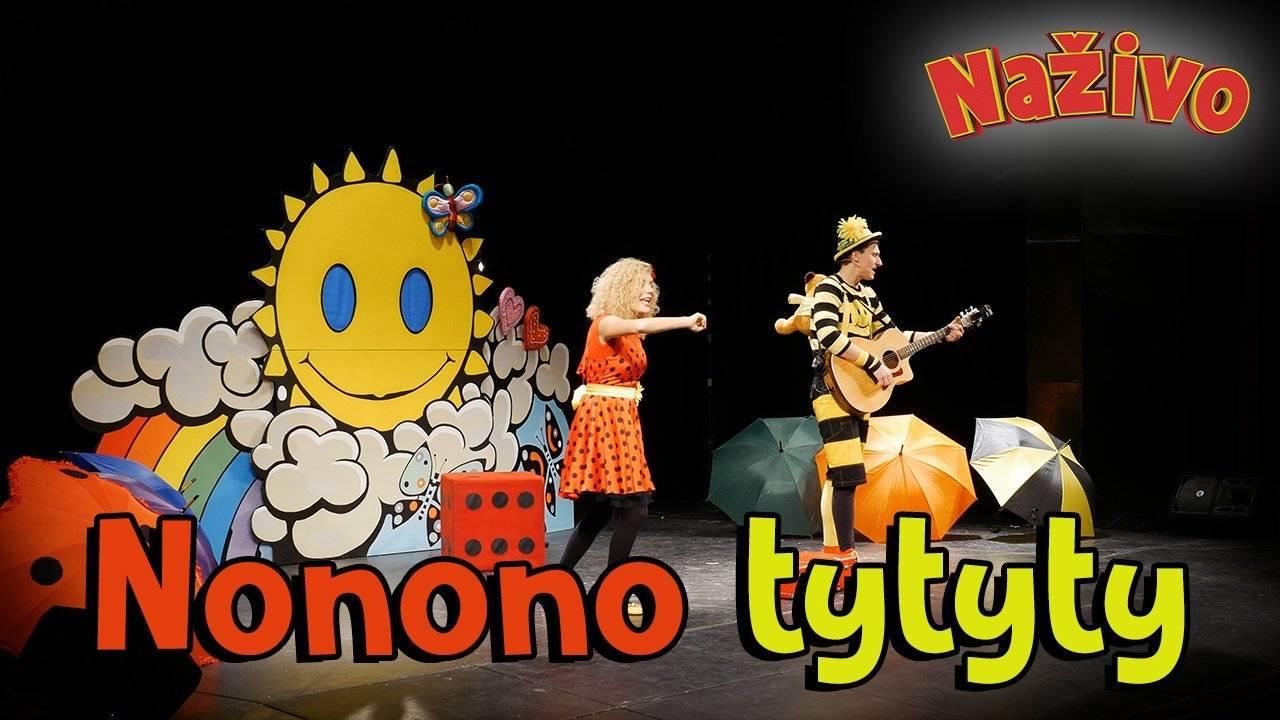 Smejko a Tanculienka NAŽIVO - Nonono tytyty