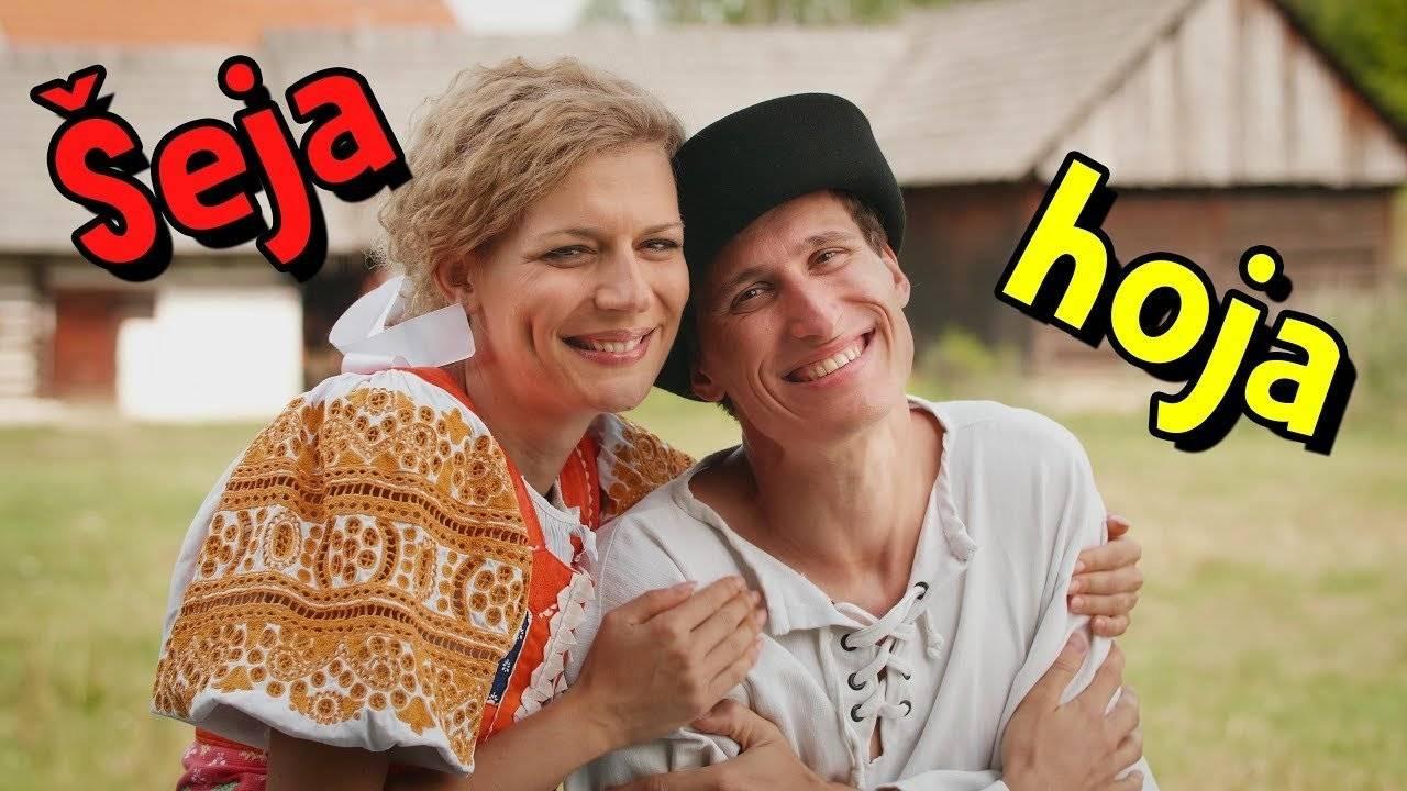Smejko a Tanculienka - Šeja Hoja