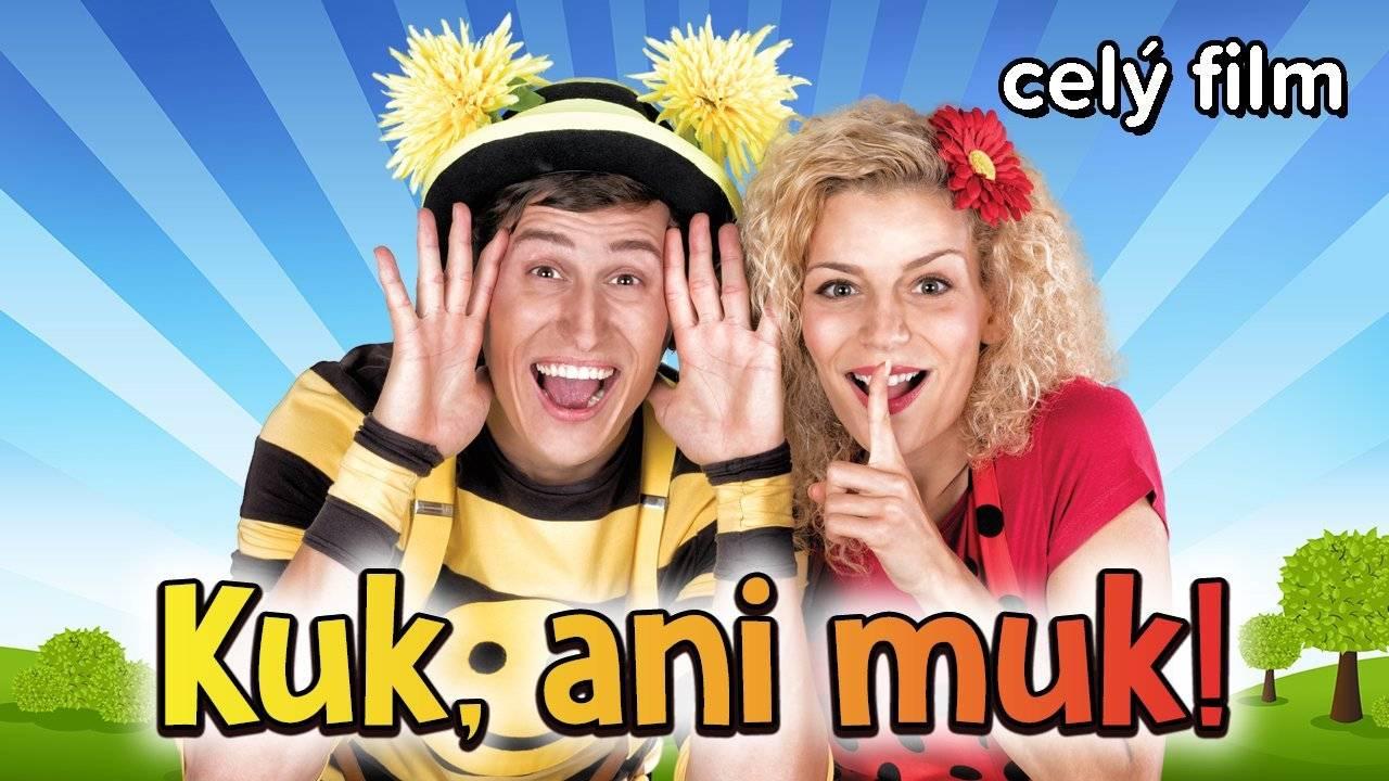 Smejko a Tanculienka - Kuk, ani muk! Celý film