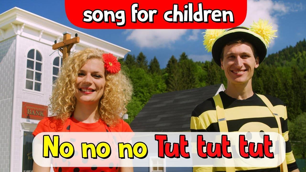 Bumblee and Ladybelle - No no no Tut tut tut