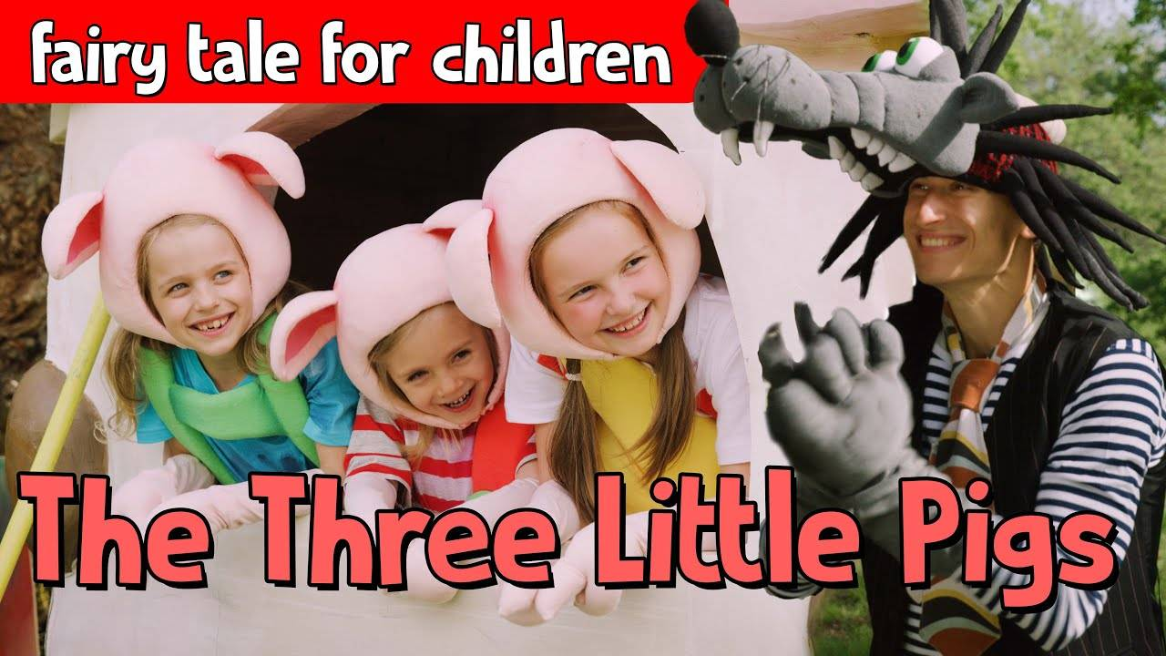 Bumblee and Ladybelle - The Three Little Pigs