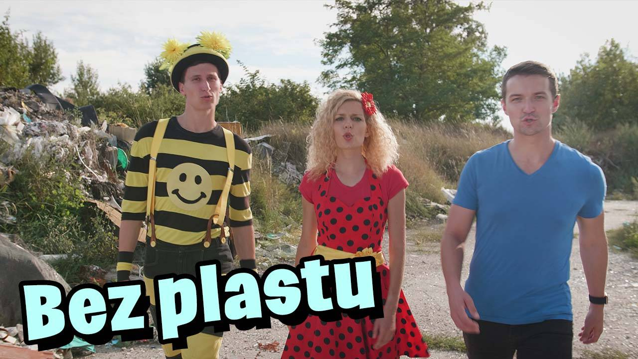 Smejko a Tanculienka - Bez plastu