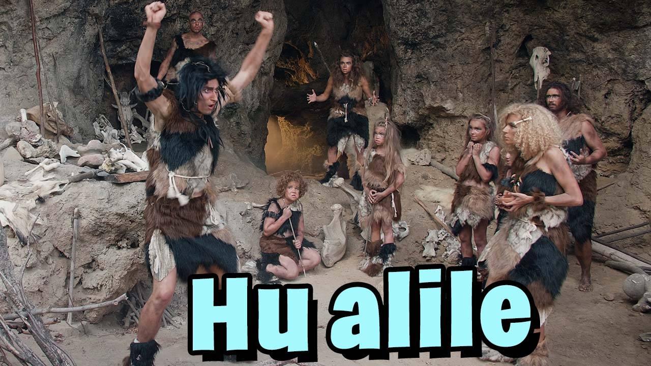 Smejko a Tanculienka - Hu alile