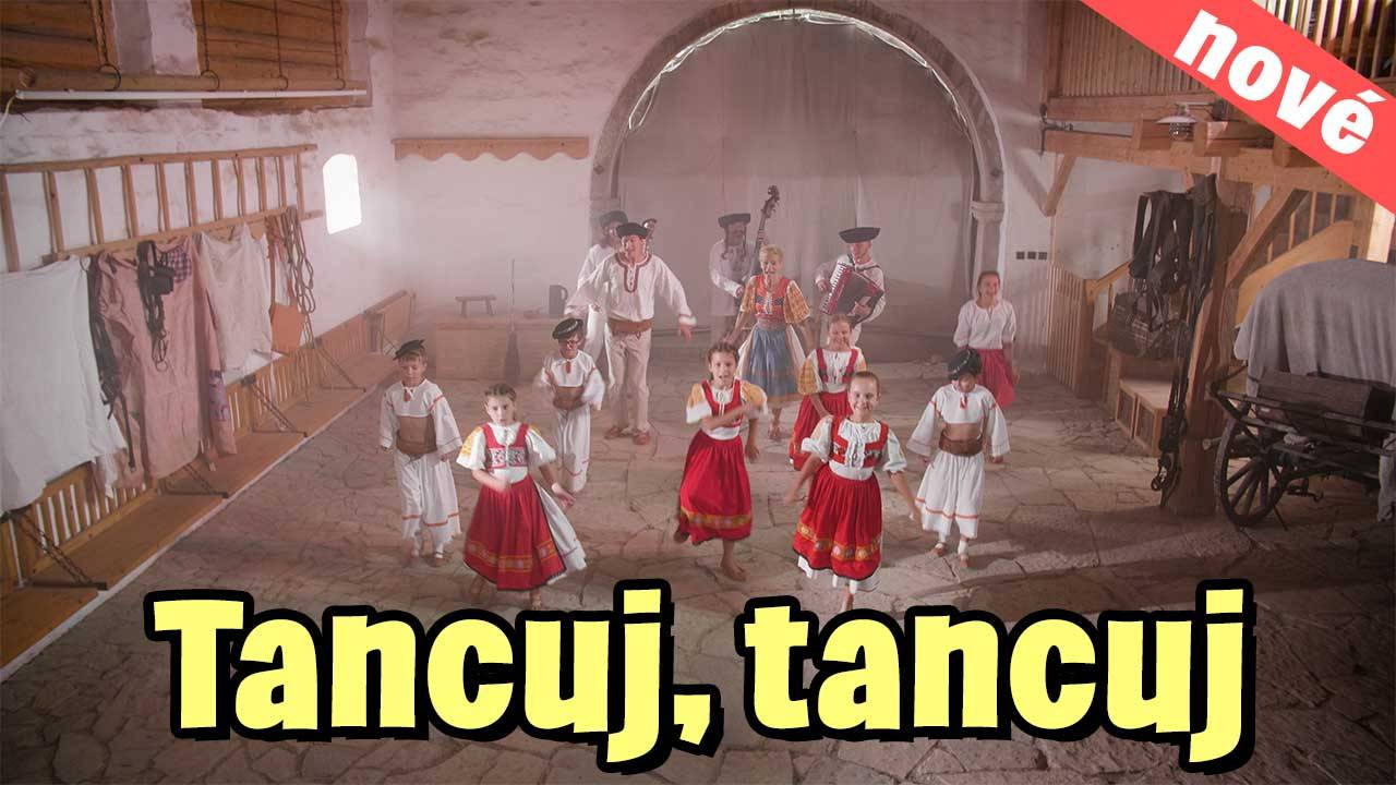 Smejko a Tanculienka - Tancuj, tancuj