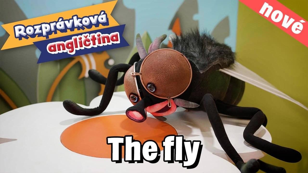 Smejko a Tanculienka - Lekcia angličtiny: The fly