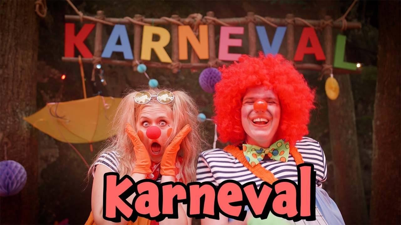 Štístko a Poupěnka - Karneval