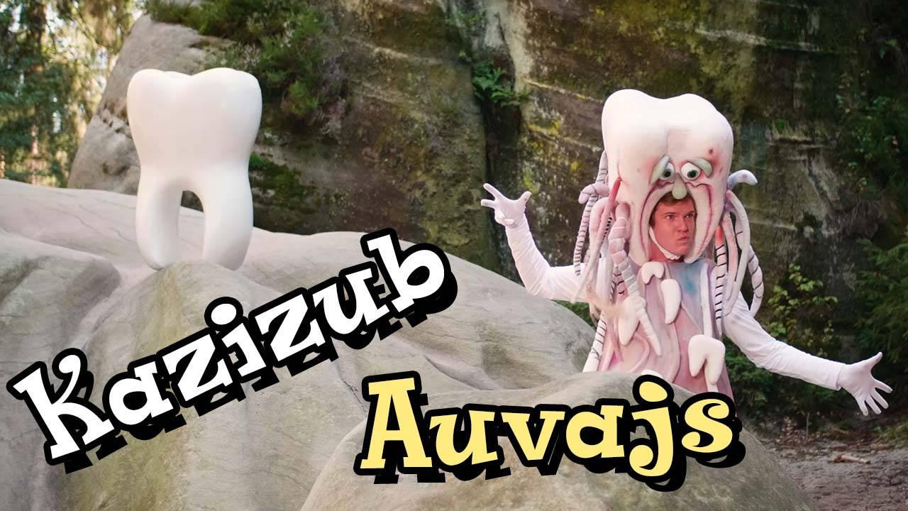 Štístko a Poupěnka - Kazizub Auvajs
