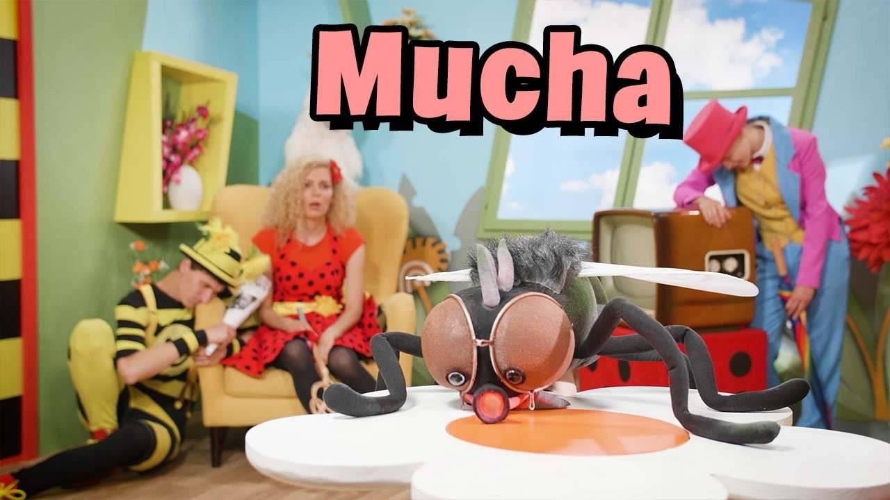 Smejko a Tanculienka - Mucha