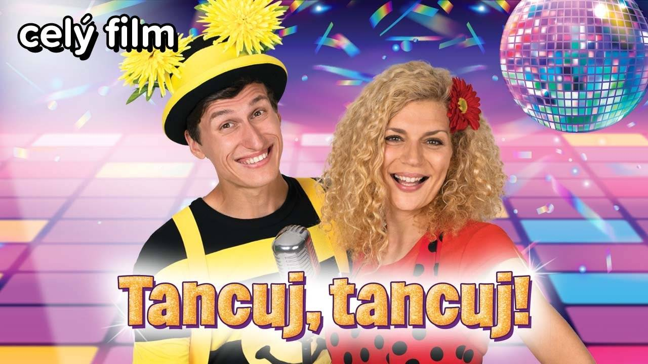 Smejko a Tanculienka - Tancuj, tancuj! Celý film